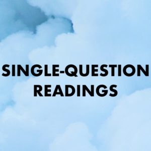 single question readings