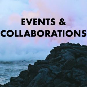 events and collaborations
