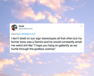 Gemini Stereotypes That Are Kind Of True In Theory